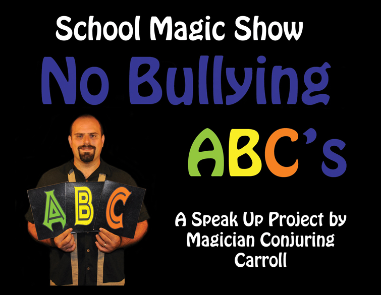 Anti Bullying Magic Show for Maine